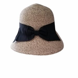 Siggi Vintage Cloche Hat with bow